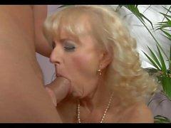 Blonde Horny Nanny