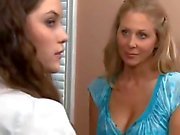 Girl helps stepmom out