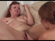 Mature Woman Seduced By Younger Chick