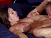 Busty Step Mom Kendra Lust likes my young cock