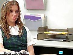 RealityJunkies Horny Schoolgirl Wants Teacher