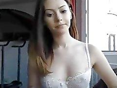 Really Hot Teen Webcam Girl Shows Off
