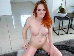 Big tits pornstar throat fuck with creampie