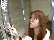Japanese girl cute slave Hardcore BDSM sex fucking Bukkake Blowjobs creampie