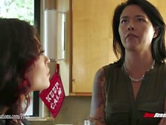 A Mother Daughter Thing Dana Vespoli and Raven Rockette