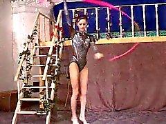 Gymnast Babe Fucked by TROC