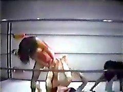 Vintage Mixed Pro Wrestling Beatdown 2 with Vino