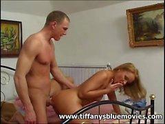 Euro Babe Tiffany Diamond aka Tiffany Rose Hardcore