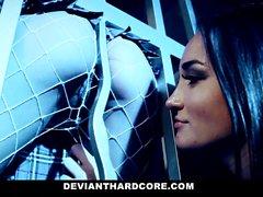 DeviantHardcore - Hot Dom Femme Fingered