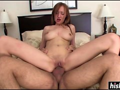 Victoria Rae gets drilled in hardcore fashion