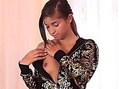Stunning Exotic Teen Tease