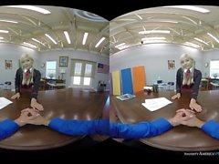 Naughty Student VR -- Kylie Page -- naughtyamericavr