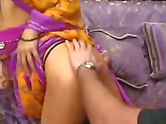 hot young indian babe loves deep sucking