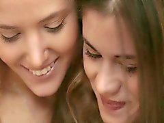 Real Young Lesbians and Real Orgasms
