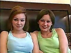 two teens casting