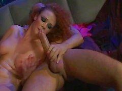 Wild Audrey Hollander DPed in threesome