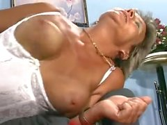 Hot milf and her younger lover 643