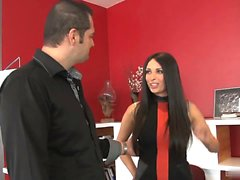 Anissa Kate has never had sex with anyone other than...