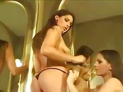 Eve Angel And Zafira Are Perfect Lesbian Teen