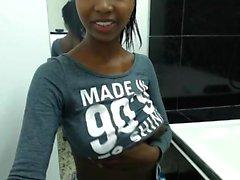 Black teen webcam Jaleesa live on 720camscom