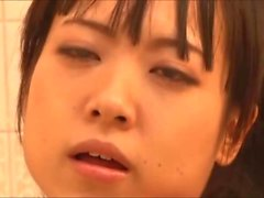 Asian Schoolgirl Seduces Helpless House Mom 2