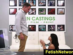 FetishNetwork Sadie Pop humiliated teen