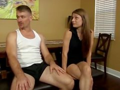 Dillion Carter Fucks Dad