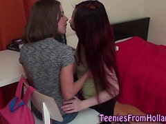 European lesbian licking