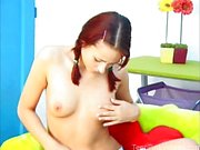 Very hot teen Sonia will tease you
