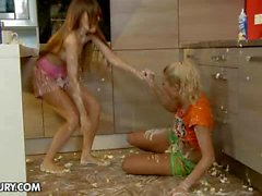 NudeFightClub presents Tina Blade VS Chary Kiss