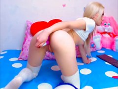 Tiny Tits Cute Webcam Teen Playing Ep1