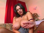 big tits milf sex with cumshot feature movie 2