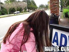 Mofos - Stranded Teens - Petite Latina Gives
