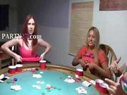 Young girls intercourse on poker night