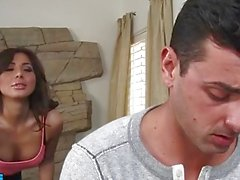 Horny teen Brittany Bliss bangs her friend's brother - Naughty America