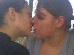 Girls kissing girls compilation