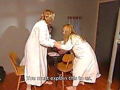 Hardcore Czech spanking
