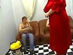 Mom with big juggs.