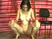 Hot girls masturbate and pee