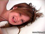 Hot nasty horny skinny small tits babe part5