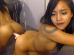 Cute asian squirting - watch part2 on pornpicslive. com