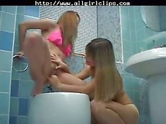 Lesbian Teen Fever
