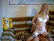 Blonde Teen Lover