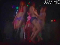 Asian sluts get party 2