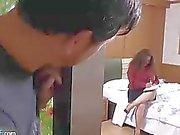 AgedLove Nice older brunette is enjoying young man