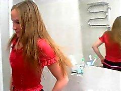 Cute Russian Strapon Teen 5