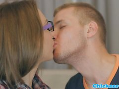 Spex teen amateur fucked after classes