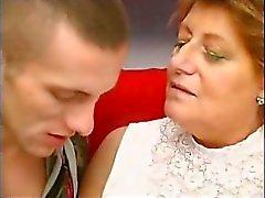 Horny Grandma Looks For Lover - Scene 3