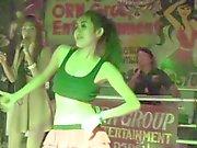 Sexy Thai dancer