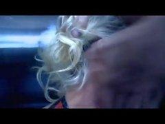 Annika Albrite gets absolutely slammed by James Deen.